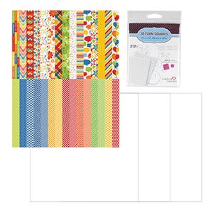 Picture of Colorful Accordion Album Kit